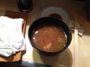 Sushi Dai Miso