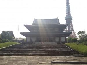 Zojoji Temple 1