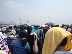 Comiket Day One 1
