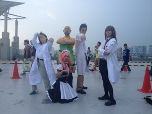 Comiket Day Two 2