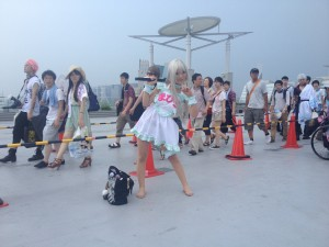 Comiket Day Two 3