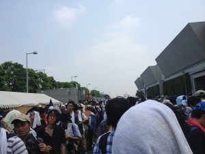 Comiket Day Three 2